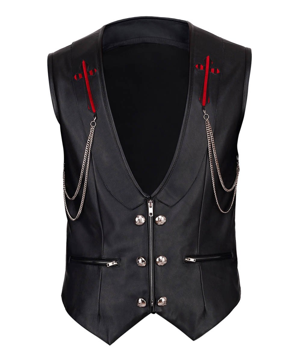 Claus Gothic Men's Waist Coat