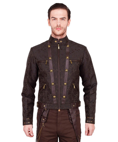 Farris Steampunk Men's Jacket