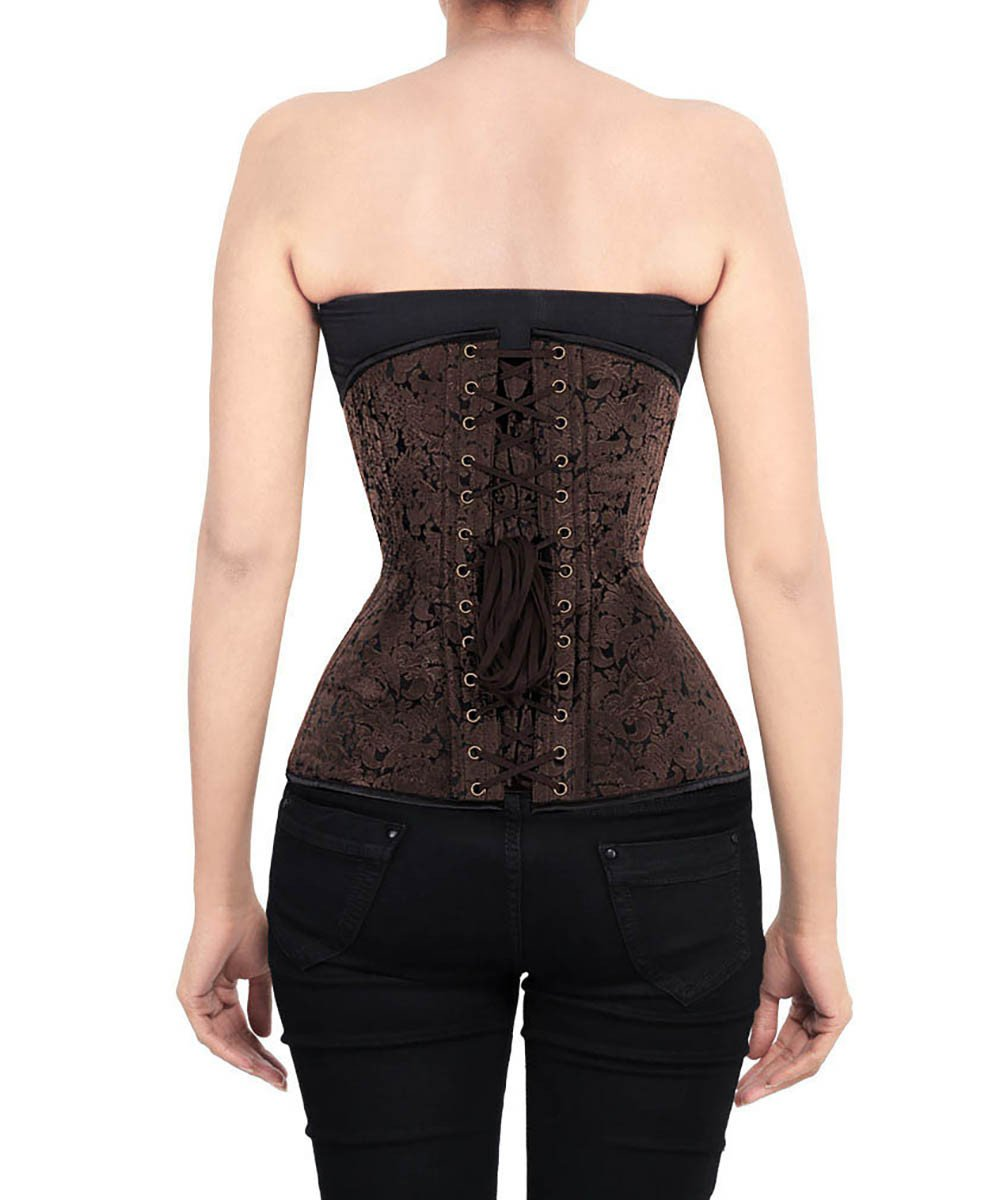 Juleen Steel Boned Waist Training Corset for Sale