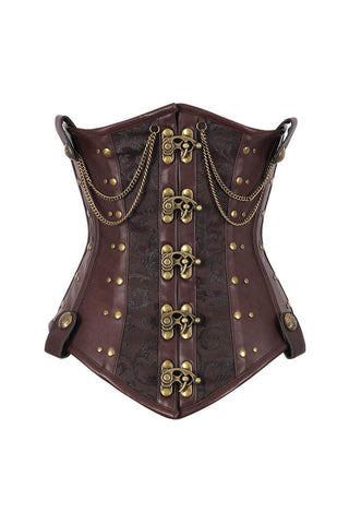 Corset Deal Sallai Steampunk Corset - VG LONDON LTD Corsets and Bustiers Shop