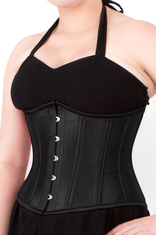 Daelan Custom Made Taffeta Waist Training Corset