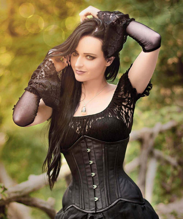 SOLD OUT - New Curvy Waist Training Underbust Corset