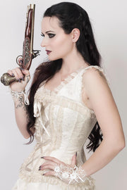 Roffe Custom Made Victorian Inspired Overbust Corset