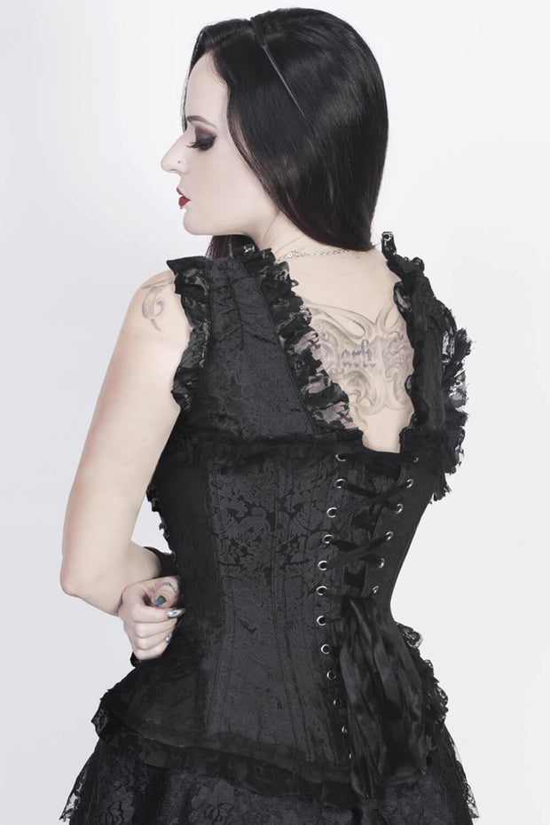 Akio Custom Made Victorian Inspired Overbust Corset
