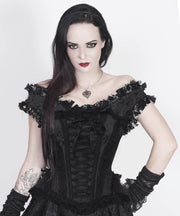 Victorian Inspired Overbust Corset