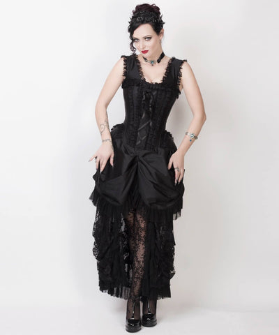 Feofan Victorian Inspired Custom Made Dress
