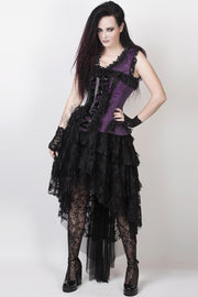 Afolabi Victorian Inspired Burlesque Corset Dress