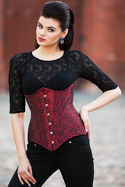 Calico Waist Training Corset