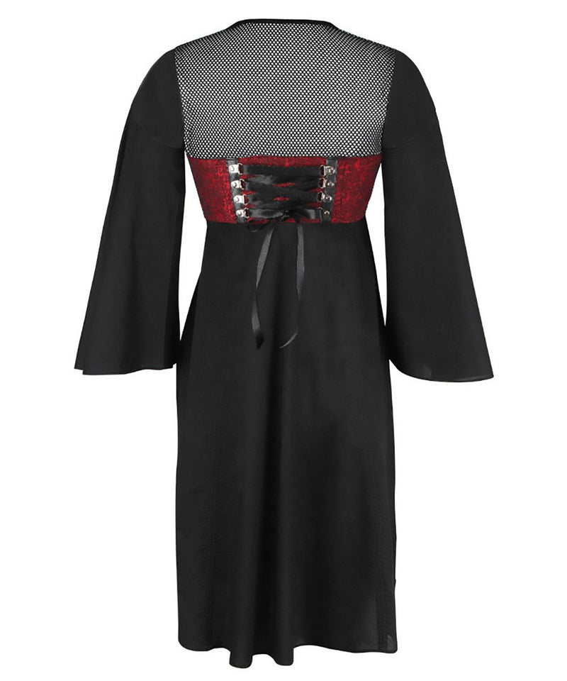 Eloine Steampunk Dual Top and Dress