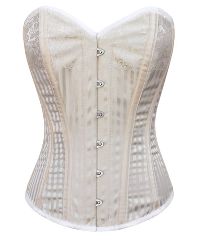 Boriska Overbust Corset for Waist Training & Posture Correction