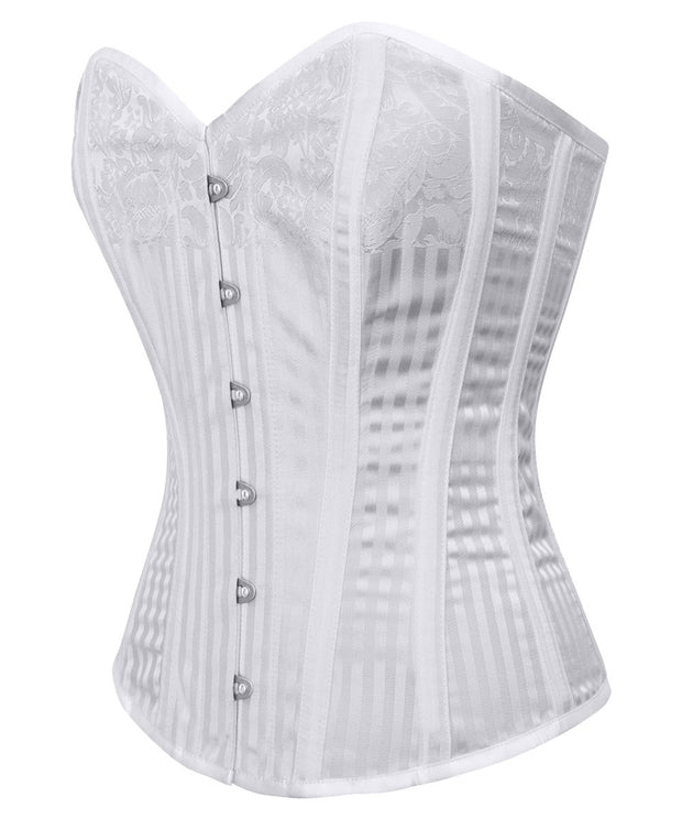 Adyna Overbust Corset for Waist Training & Posture Correction