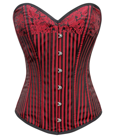 Bushra Overbust Corset for Waist Training & Posture Correction