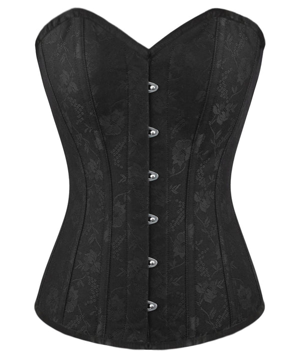 Channing Instant Shape Brocade Overbust Corset
