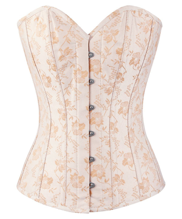 Chesleigh Instant Shape Brocade Overbust Corset
