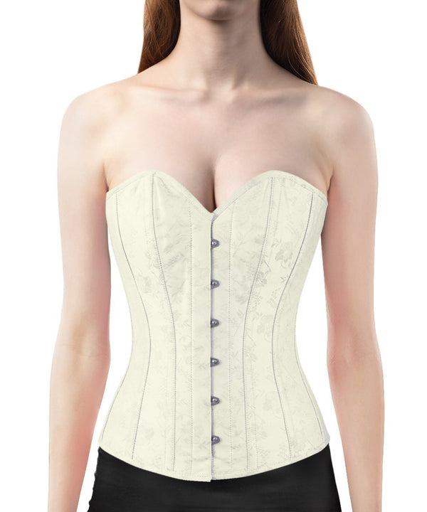 Ceil Instant Shape Brocade Overbust Corset