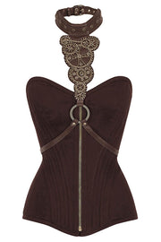 Vesta Hand Crafted Corset Gear
