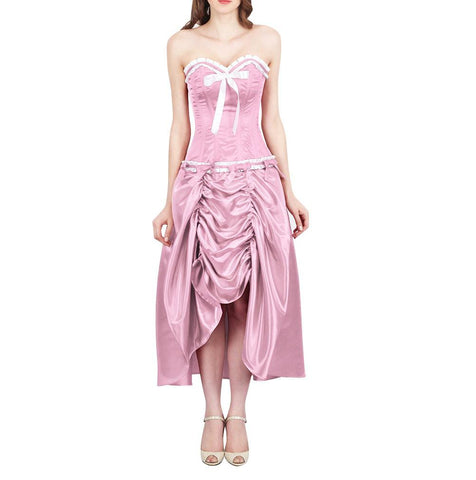 Vellamo Burlesque Corset Dress