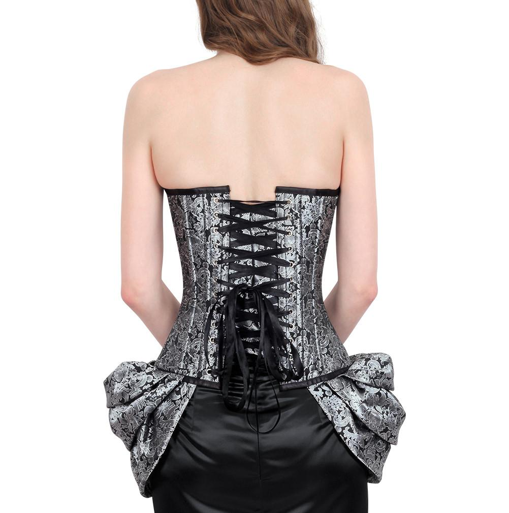 Halbart Burlesque Fashion Corset