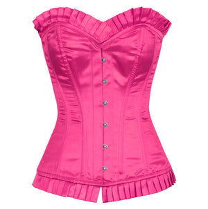 Hadiya Burlesque Fashion Corset