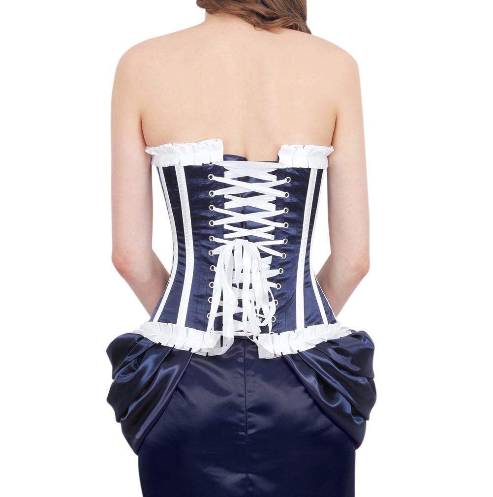 Hafsa Burlesque Fashion Corset
