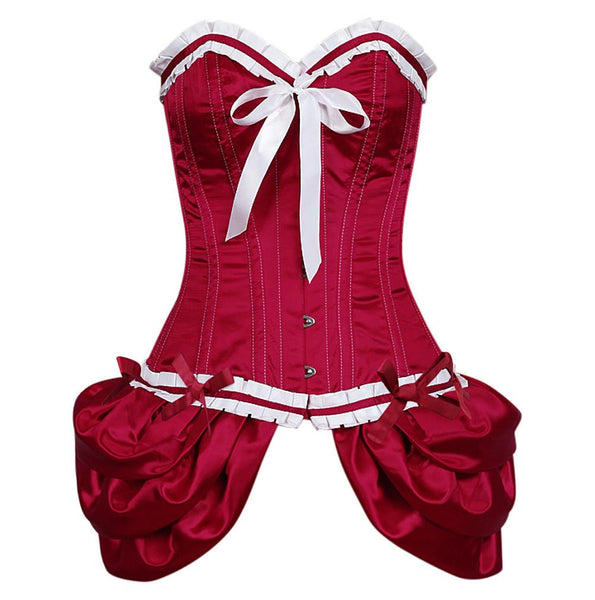 Valma Burlesque Fashion Corset