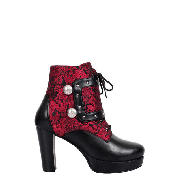 Aaleyah Gothic Boot