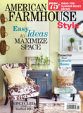 American Farmhouse Style Summer 2017