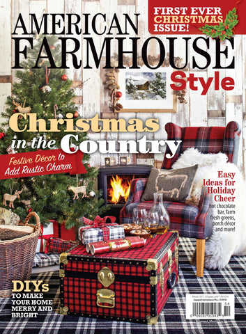 American Farmhouse Style Winter/Spring 2018