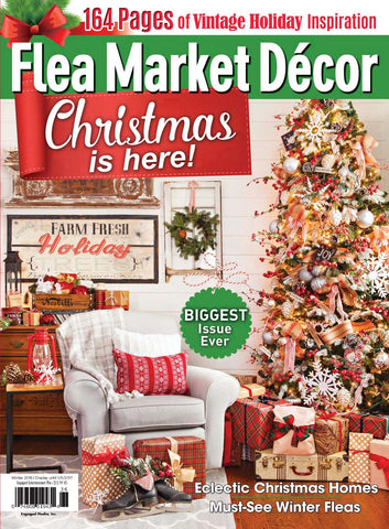 Flea Market Decor Winter 2016