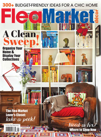 Flea Market Decor Feb/Mar 2018