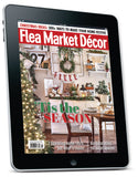 Flea Market Decor Holiday 2017
