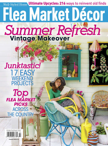Flea Market Decor Jul/Aug 2017