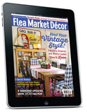 Flea Market Decor May/June 2017
