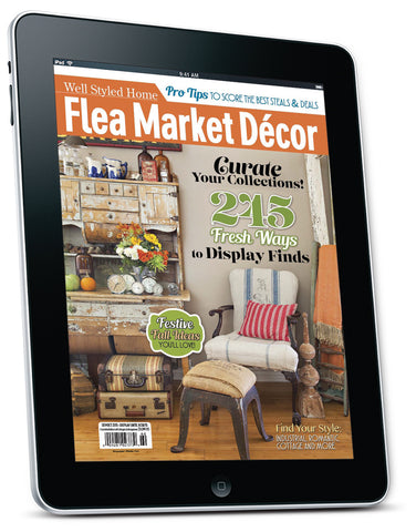Flea Market Décor Sep/Oct 2015