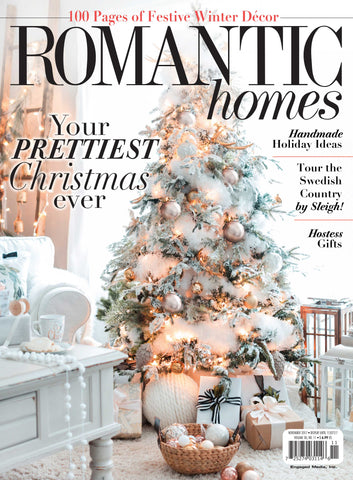 Romantic Homes November 2017