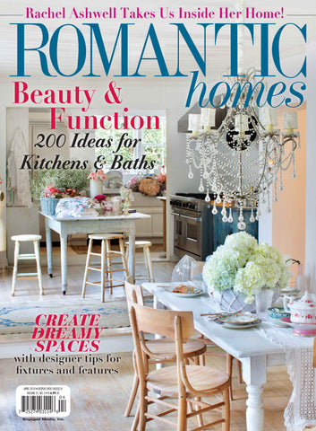 Romantic Homes April 2018
