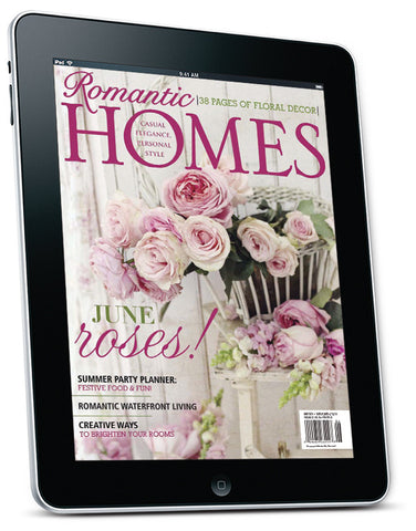 Romantic Homes June 2014