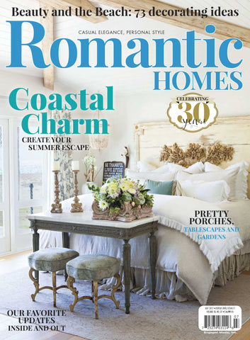Romantic Homes July 2017