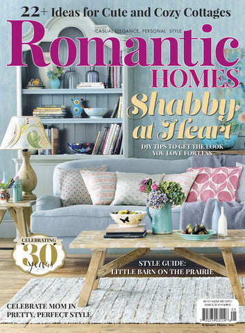 Romantic Homes May 2017