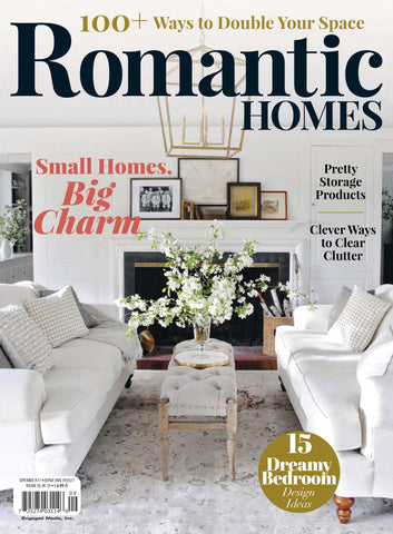 Romantic Homes Septemeber 2017