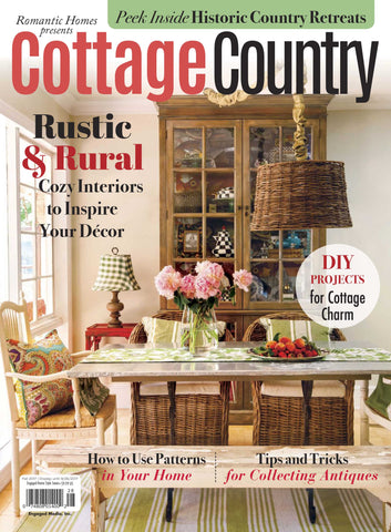 Romantic Homes Presents Cottage Country 2017