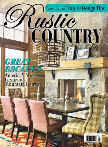 Rustic Country Winter 2016