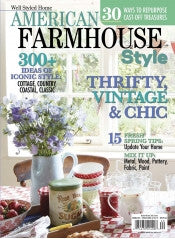 American Farmhouse Style Spring 2015