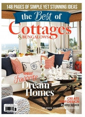 Best of Cottages & Bungalows Fall 2015