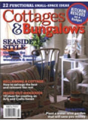 Cottages & Bungalows July/August 2010