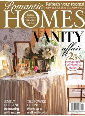 Romantic Homes Jan 2014