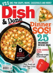 Dish & Done Spring 2015