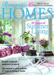 Romantic Homes July 2013
