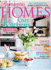 Romantic Homes September 2013