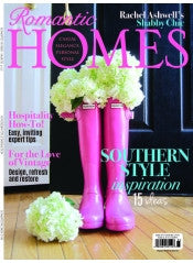 Romantic Homes March 2015